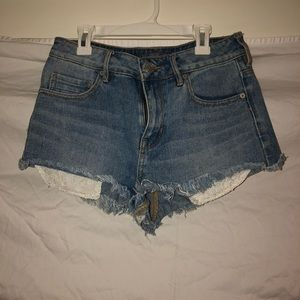 Kendall and Kylie Jean Shorts